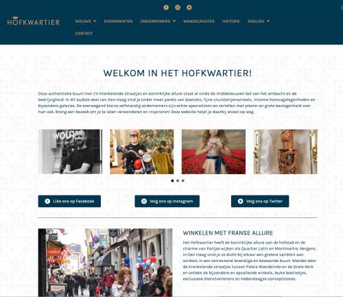 Hofkwartier Den Haag