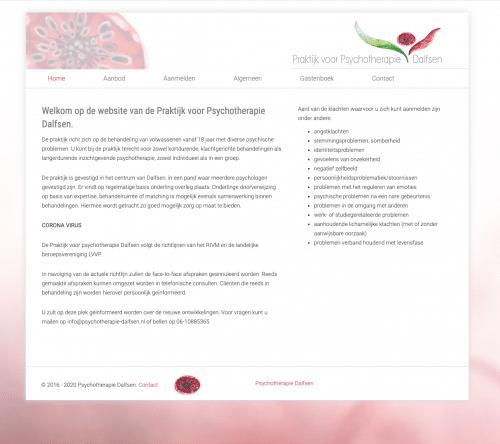 Praktijk voor Psychotherapie Dalfsen