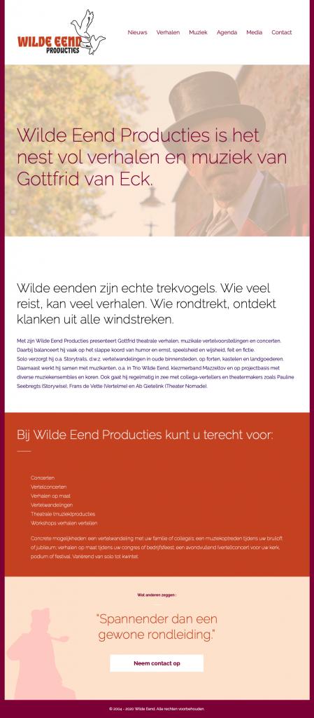 Wilde Eend Producties